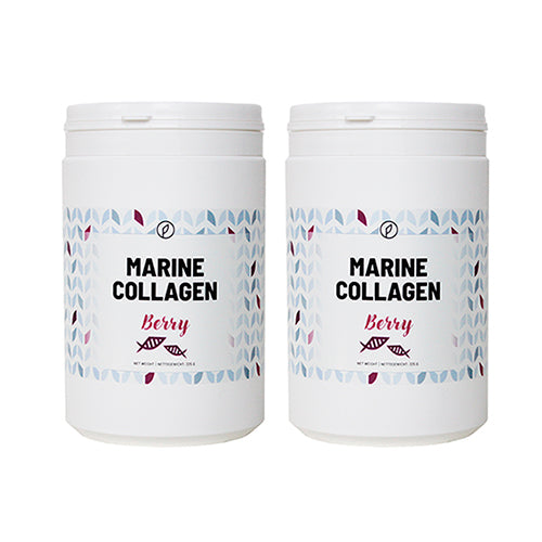 2-pak: Berry Marine Collagen