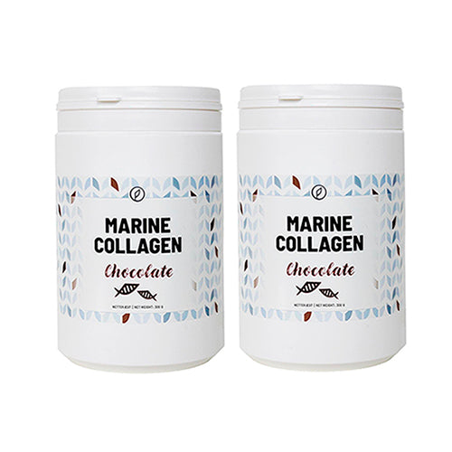 2-pak: Chocolate Marine Collagen