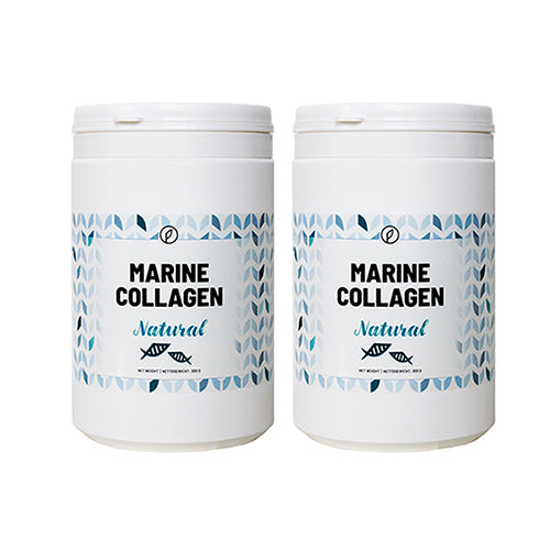 2-pak: Natural Marine Collagen
