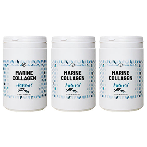 3-pak: Natural Marine Collagen