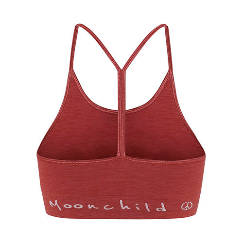 Moonchild Seamless Zen Top - Marsala