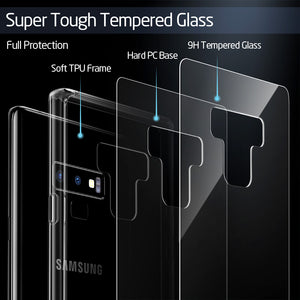 ESR SAMSUNG NOTE 9 MIMIC CASE CLEAR (RP)