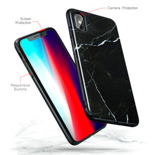 Load image into Gallery viewer, ESR IPHONE XS MAX MARBLE BLACK (RP)