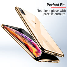 Load image into Gallery viewer, ESR TWINKLER CHAMPAGNE GOLD CASE FOR IPHONE X/XS  (RP)