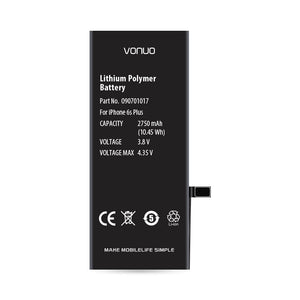 VONUO BATTERY ONLY FOR IPHONE 6S PLUS (RP)