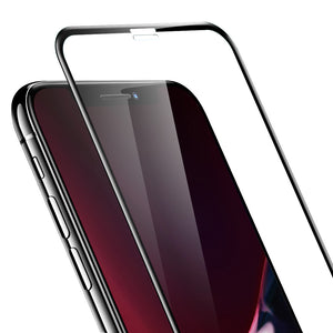 ESR 3D FULL COVERAGE GLASS FILM  10KG FOR IPHONE XS MAX BLACK EDGE (RP)