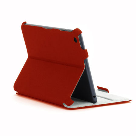 GRIFFIN JOURNAL, IPAD AIR, DARK RED, GRAY GB37447 (RP)