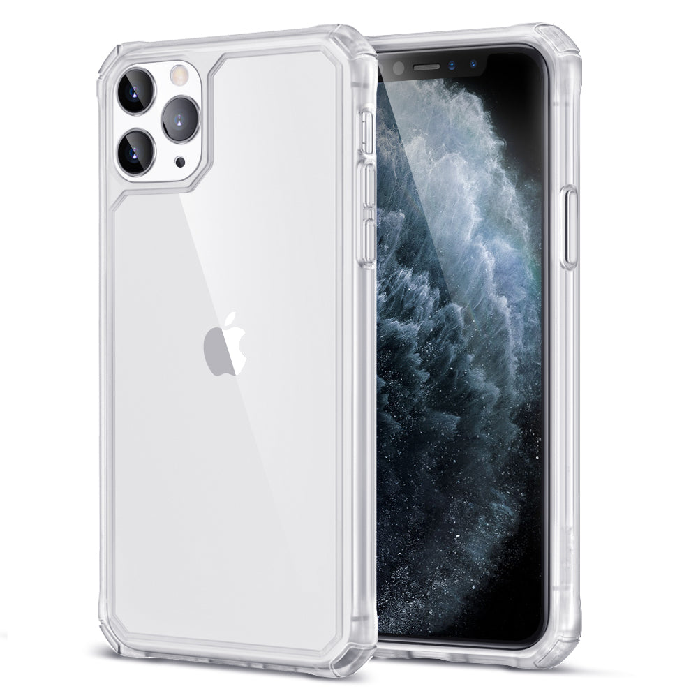 ESR IPHONE 11 PRO-CLOUD ARMOR-MATTE CLEAR (RP)