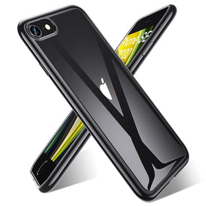 ESR IPHONE SE 2 (2020) ESSENTIAL CROWN CASE BLACK (RP)