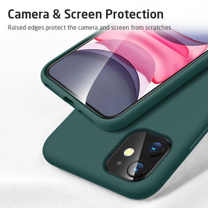 ESR IPHONE 11 YIPPEE COLOUR PINE GREEN (RP)