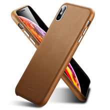 Load image into Gallery viewer, ESR IPHONE XS MAX OXFORD LEATHER BROWN (RP)
