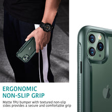 Load image into Gallery viewer, ESR IPHONE 11 PRO MAX HYBRID ARMOR 360 CASE PINE GREEN FRAME (RP)
