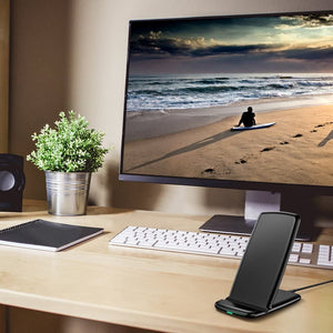 ESR 5W/10W-ESSENTIAL STAND WIRELESS CHARGER - BLACK 4894240058862 (RP)