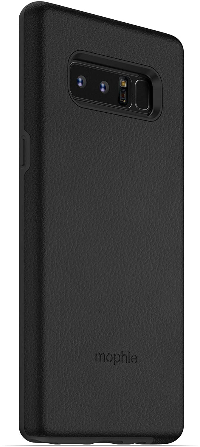 MOPHIE CHARGE FORCE CASE FOR GALAXY NOTE 8 BLACK (RP)