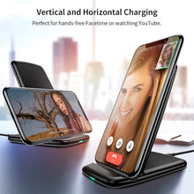 Load image into Gallery viewer, ESR 5W/10W-ESSENTIAL STAND WIRELESS CHARGER - BLACK 4894240058862 (RP)