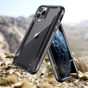 ESR IPHONE 11 PRO HYBRID ARMOR 360 CASE BLACK FRAME (RP)
