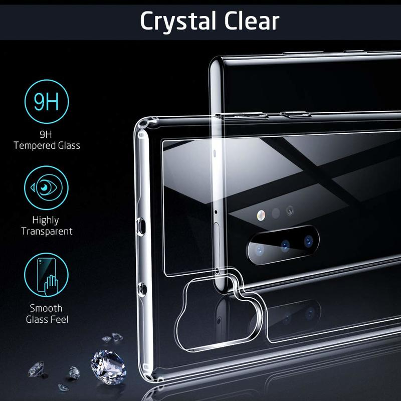 ESR ICE SHIELD CLEAR FOR SAMSUNG NOTE 10 PLUS (RP)