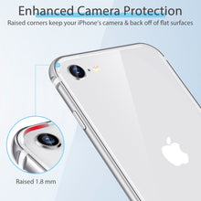 Load image into Gallery viewer, ESR EDGE GUARD CASE FOR IPHONE SE 2 (2020) SILVER (RP)