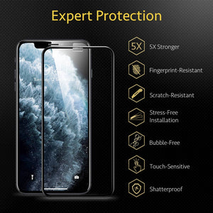 ESR IPHONE 11 PRO MAX/XS MAX-SCREEN SHIELD 3D-2 PACK (RP)