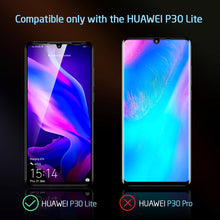 Load image into Gallery viewer, ESR HUAWEI P30 LITE-FULL COVERAGE GLASS FILM-5KG-BLACK (RP)