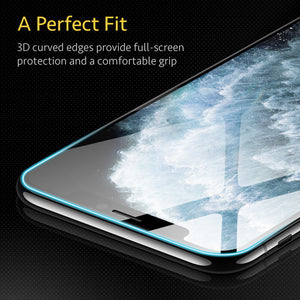 ESR IPHONE 11 PRO MAX/XS MAX-SCREEN SHIELD 3D-1 PACK (RP)