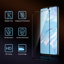 Load image into Gallery viewer, ESR HUAWEI P30-FULL COVERAGE GLASS FILM-5KG-BLACK 4894240080122 (RP)