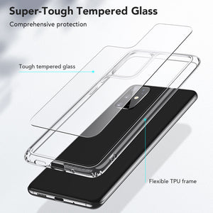 ESR - ICE SHIELD   S20+ ULTRA CLEAR (RP)