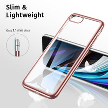 Load image into Gallery viewer, ESR IPHONE SE 2 (2020) ESSENTIAL CROWN CASE ROSE GOLD (RP)