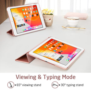 ESR IPAD 10.2 2019 2020 YIPPEE COLOR ROSE GOLD (RP)