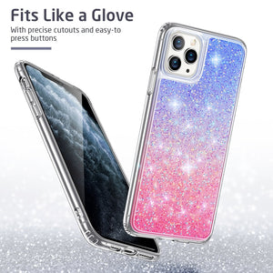 ESR IPHONE 11 PRO GLAMOUR RED & BLUE (RP)