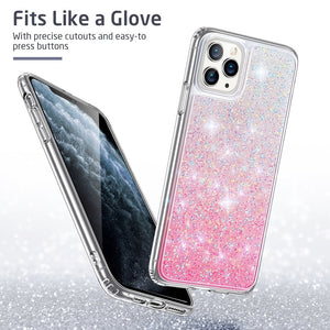 ESR IPHONE 11 PRO-GLAMOUR-OMBRA PINK (RP)