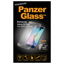 Load image into Gallery viewer, PANZERGLASS PREMIUM SAMSUNG GALAXY S6 EDGE, GLOSSY (RP)