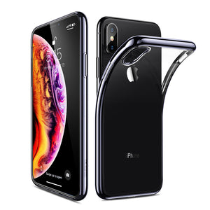 ESR TWINKLER BLACK CASE FOR IPHONE X/XS  (RP)