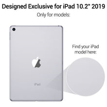 Load image into Gallery viewer, ESR IPAD 10.2 2019 REBOUND SHELL COLOR CLEAR (RP)