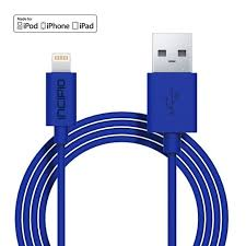 INCIPIO USB TO LIGHTNING  CABLE 1M BLUE (RP)