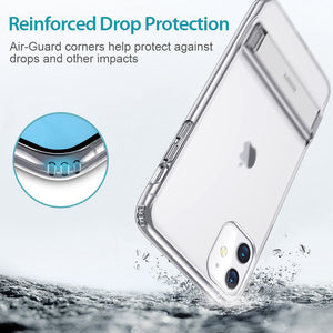 ESR IPHONE 11-AIR SHIELD BOOST-CLEAR BLACK (RP)