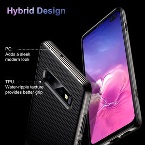ESR SAMSUNG S10 PLUS-MACHINA HYBRID-BLACK (RP)