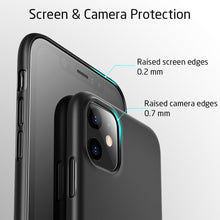 Load image into Gallery viewer, ESR IPHONE 11-LIQUID SHIELD-BLACK (RP)