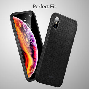 ESR IPHONE XS MAX KIKKO CASE BLACK (RP)