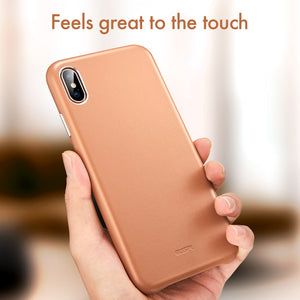 ESR IPHONE XS/X-OXFORD-BROWN (RP)
