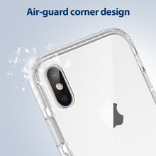 Load image into Gallery viewer, ESR IPHONE XS MAX AIR-GUARD CORNERS AND 9H ANTI-SCRATCH BACK BLACK