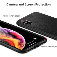 Load image into Gallery viewer, ESR IPHONE XS MAX KIKKO CASE BLACK (RP)