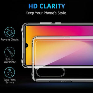 ESR HUAWEI P30-ESSENTIAL GUARD-CLEAR  (RP)