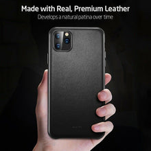Load image into Gallery viewer, ESR IPHONE 11-METRO LEATHER-BLACK (RP)
