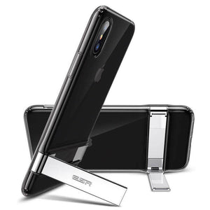 ESR IPHONE X/XS-URBANSODA SIMPLACE-CLEAR BLACK (RP)