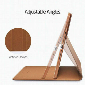 ESR IPAD 9.7 2018/2017-SIMPLICITY HOLDER-BROWN (RP)
