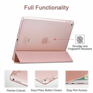 ESR IPAD 9.7 2018/2017-YIPPEE COLOR-ROSE GOLD (RP)