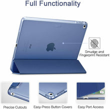 Load image into Gallery viewer, ESR IPAD 9.7 2018/2017-YIPPEE COLOR-NAVY BLUE  (RP)