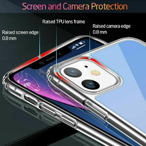 ESR IPHONE 11-ICE SHIELD-BLUE+PURPLE (RP)