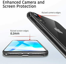 Load image into Gallery viewer, ESR IPHONE XR ESSENTIAL ZERO CLEAR/BLACK 4894240066973 (RP)